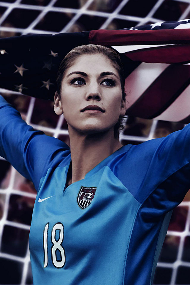 Hope solo iphone pictures leaked celebrity photos space