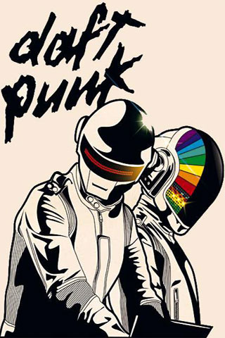Daft Punk Download Blackberry Iphone Desktop And Android