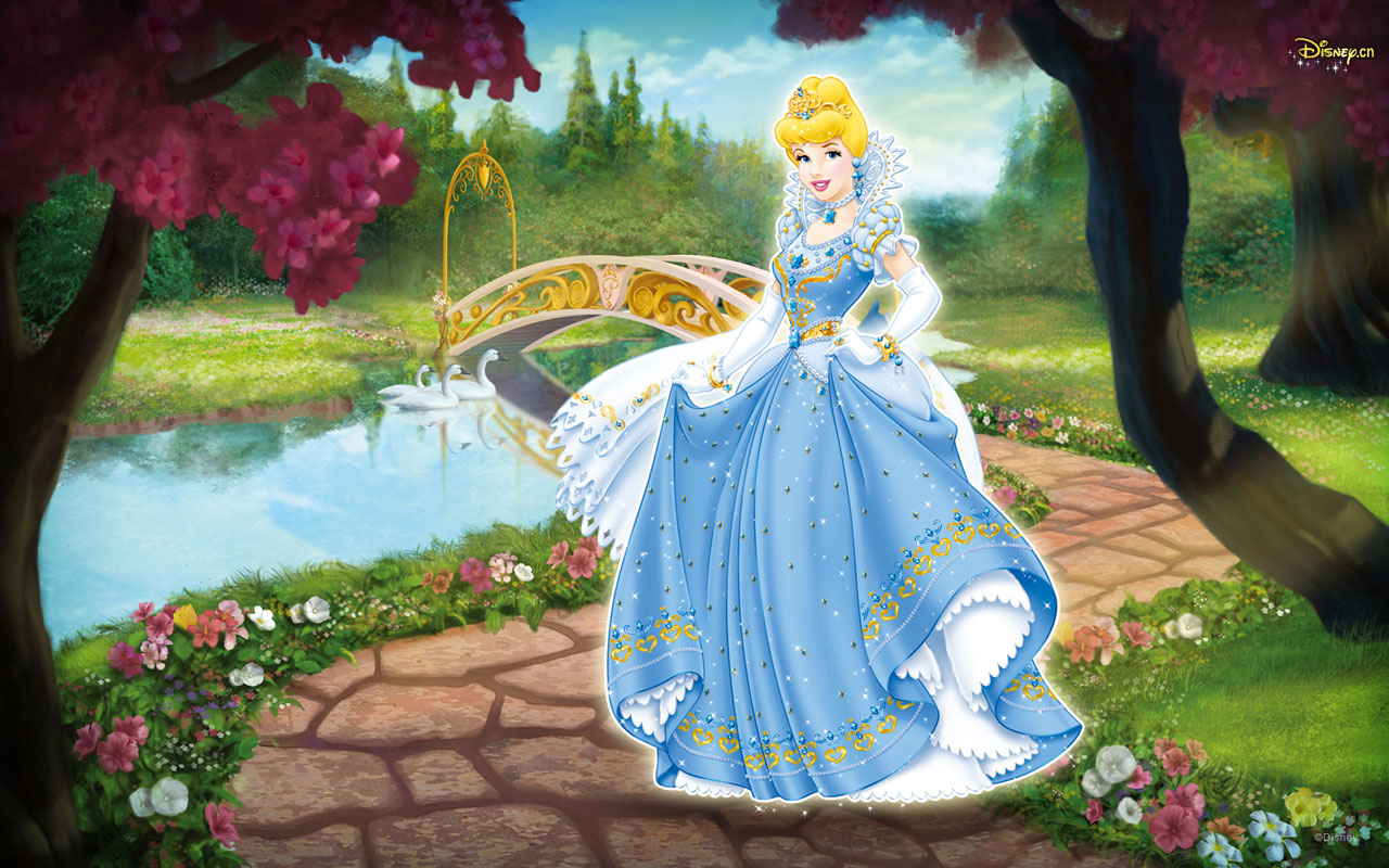 Princess Cinderella Disney Download Blackberry Iphone Desktop