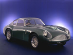 Aston Martin DB4GT Zagato 1960 Wallpaper
