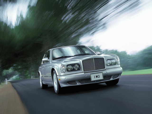Bentley Arnage Luxury Car