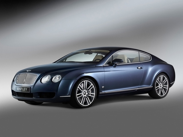 Bentley Continental GT Diamond Series