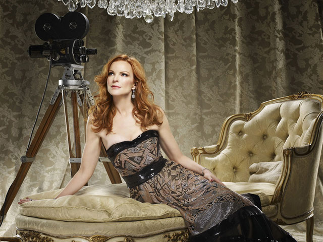 Marcia Cross Desperate Housewifes